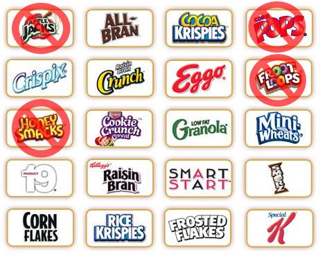kellogs Cereal Recall