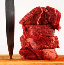 Cutting Back on Meat Reduces Chances of Getting Cancer
